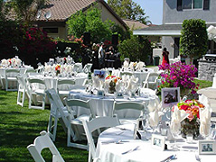 Cost Of Backyard Wedding secrets to great backyard weddings