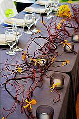 large branch centerpiece