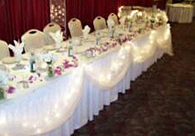 Making homemade wedding decorations homemade wedding decorations junglespirit Image collections