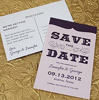 Free Save the Date printables and downloads for your wedding