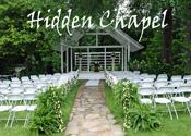Hidden Chapel Weddings In Arkansas