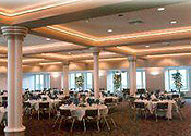 college banquet room in Chicago