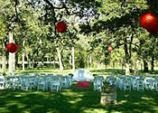 cheap outdoor wedding venue in houston