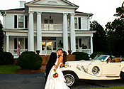 low cost wedding reception in Louisburg, North Carolina