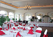 inexpensive las vegas wedding reception